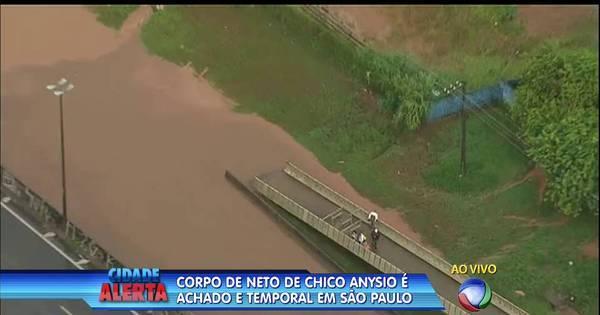 Chuva deixa SP em estado de atenção para enchentes novamente ...