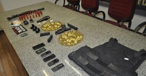 Polícia prende suspeito de vender armas para traficantes da Grande ...