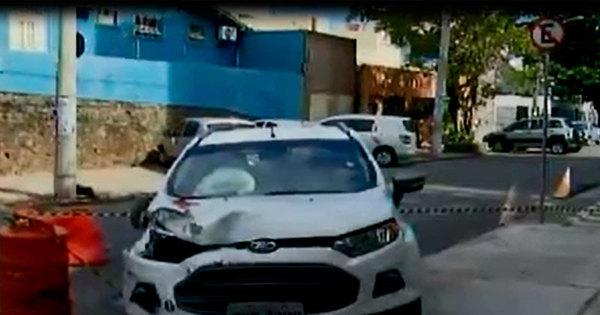 Após assaltar restaurante, criminoso é baleado e preso em bairro ...