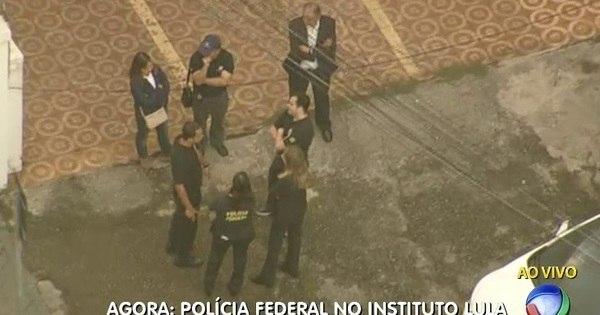 Polícia Federal faz operação na casa do ex-presidente Lula ...