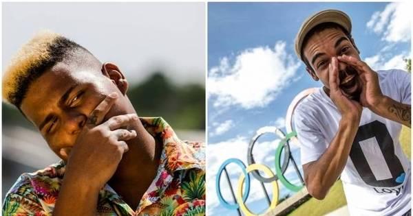 Batidão Rio 2016! Batalha musical cria ' duelo' entre parques ...
