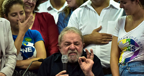 Lula revela mágoa com operação da PF, diz que se sentiu ...