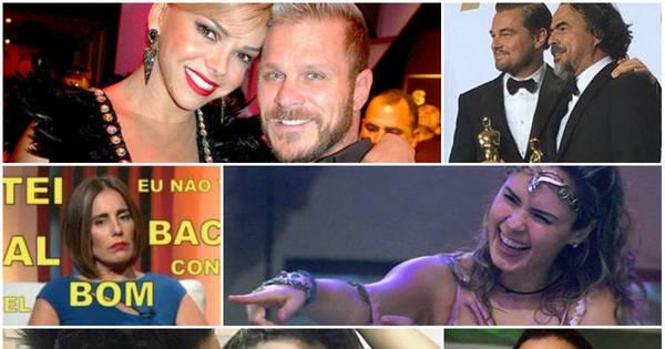 Oscar de DiCaprio, comentários de Gloria Pires e morte de Rian ...