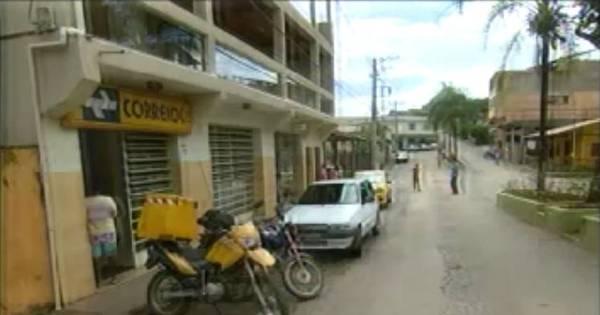 Cidade mineira está sem agência bancária e delegados - Notícias ...