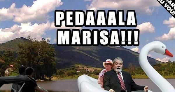 Lula é alvo da Lava Jato e vira piada na internet - Fotos - R7 Brasil