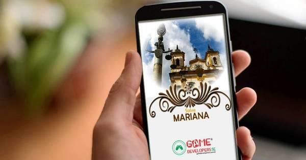 """Aplicativo """"Salve Mariana"""" busca incentivar turismo após tragédia ..."""