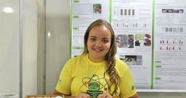 Estudante mineira descobre como controlar glicose comendo batatas
