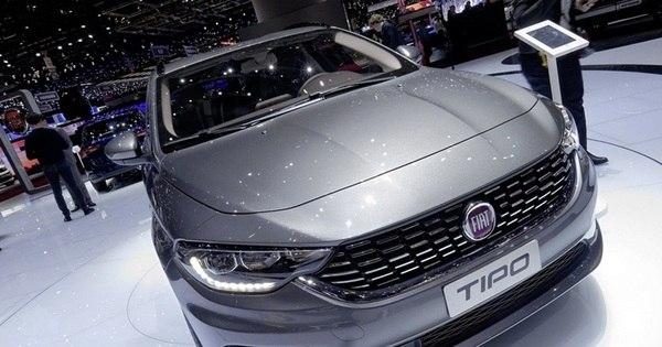 Novo Fiat Tipo estreia na Europa em versões hatch, sedã e perua ...