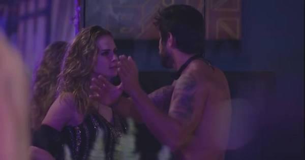 Ana Paula dá dois tapas em Renan e brothers ameaçam deixar ...