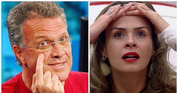 """""""Mimada e carente"""", comenta Pedro Bial sobre comportamento de ..."""