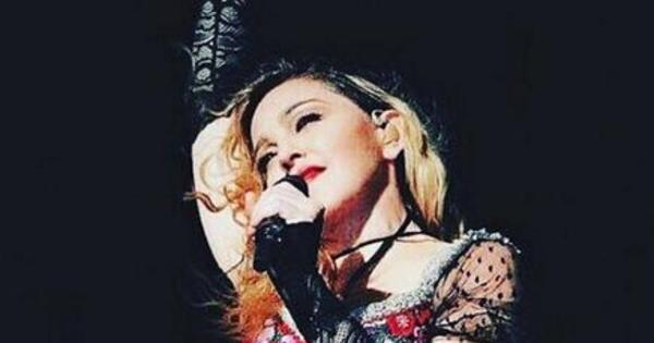 Em meio à disputa de guarda, Madonna dedica música ao filho em ...