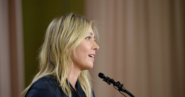 ONU suspende Sharapova do cargo de embaixadora após doping ...