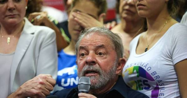Cerco se fecha: agora Ministério Público denuncia Lula e situação ...
