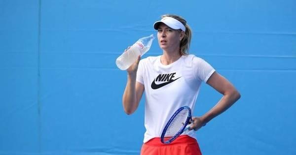 Sharapova está oficialmente fora da Olimpíada após adiamento de ...