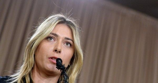 Sharapova é flagrada em exame antidoping e põe em risco ...