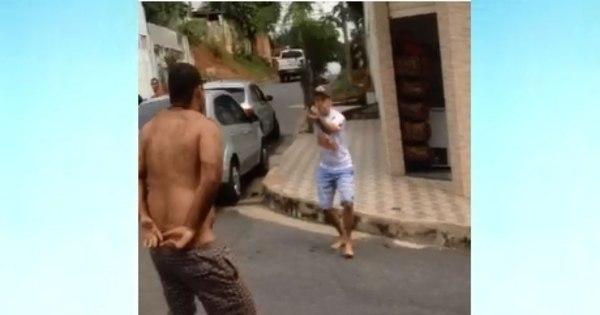 Vídeo flagra sargento da PM matando homem a tiros durante ...