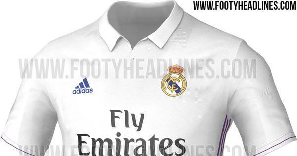 Suposta nova camisa do Real Madrid vaza na web - Fotos - R7 ...