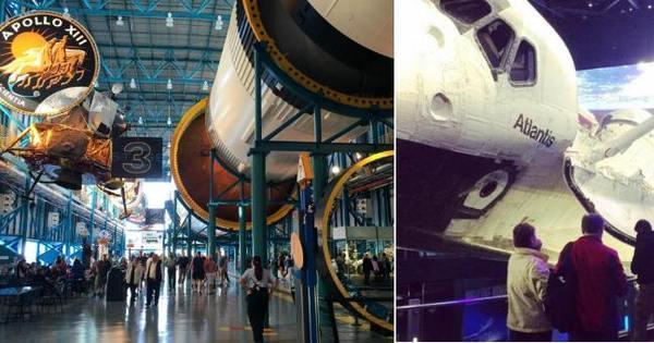 Nasa: astronautas conversam com turistas sobre vida no espaço ...