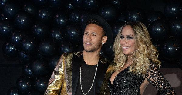 Irmã de Neymar comemora aniversário em casa noturna em São ...