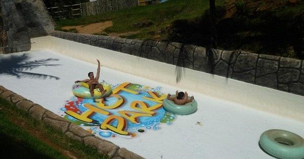 Águas quentes de Goiás deixam as férias de família inesquecíveis ...