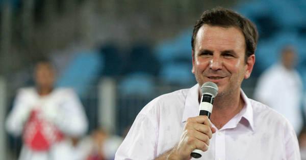 """""""Metrô não é importante para Olimpíadas"""", diz prefeito do Rio ..."""
