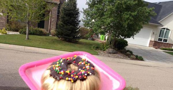 Pais esbanjam criatividade com penteados esquisitos nos cabelos ...