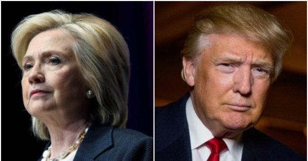 Hillary Clinton ou Donald Trump? Veja como votam os famosos nas ...
