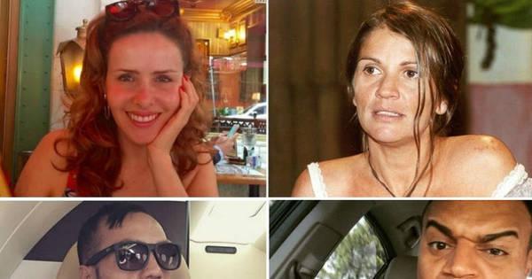 Leona Cavalli e Tássia Camargo, Belo e Denílson. Veja a lista dos ...