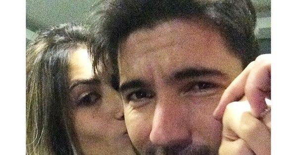 Jéssica Costa faz declaração de amor no aniversário de Sandro ...