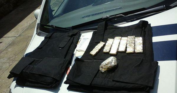 Guarda Municipal encontra coletes e munições em lote durante ...