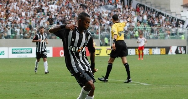 Robinho deve enfrentar Santos na primeira rodada do Brasileirão ...