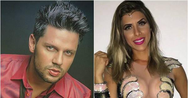Ana Paula Minerato e Thiago Servo voltam a se seguir nas redes ...