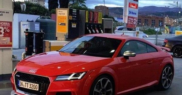 Flagra: novo Audi TT RS é clicado na Espanha - Notícias - R7 Carros