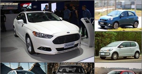 Veja os 15 carros mais econômicos do Brasil, segundo dados do ...