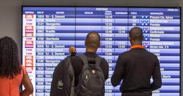 Saiba o que as companhias aéreas fazem para evitar que seu voo ...