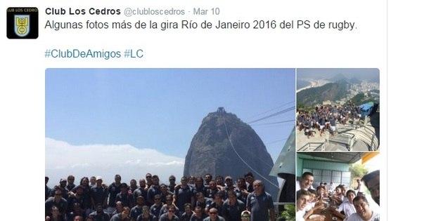 Jogadores argentinos de rugby agridem delegado no Rio e vão ...
