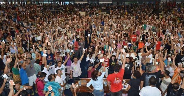 Professores da rede estatual do Rio dão continuidade à greve ...