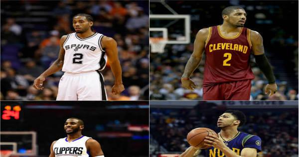 Sobrando dinheiro! Confira os contratos mais valiosos da NBA ...