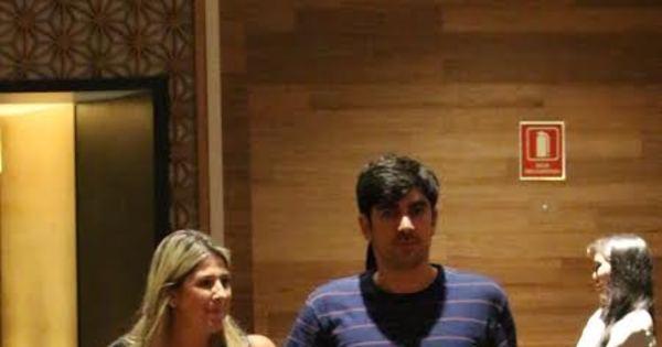 Dani Calabresa e Marcelo Adnet são vistos agarradinhos em ...