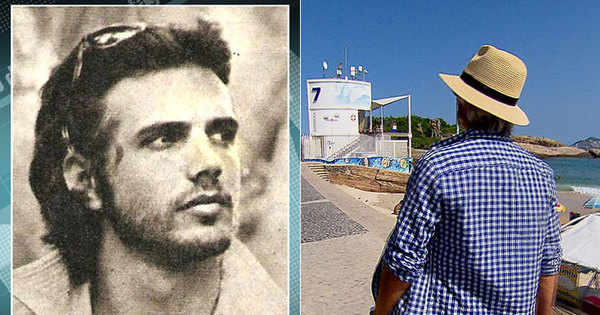 Pedrinho Aguinaga, eleito o mais bonito do Brasil na década de 70 ...