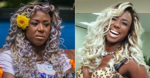 Adélia passa por transformação no visual e fica ainda mais loira ...