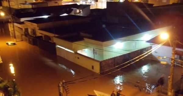 Chuva forte alaga bairros e deixa 38 desabrigados em Itajubá ...