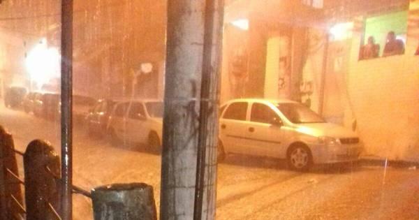 Chuva deixa Rio em atenção e provoca alagamentos - Notícias - R7 ...