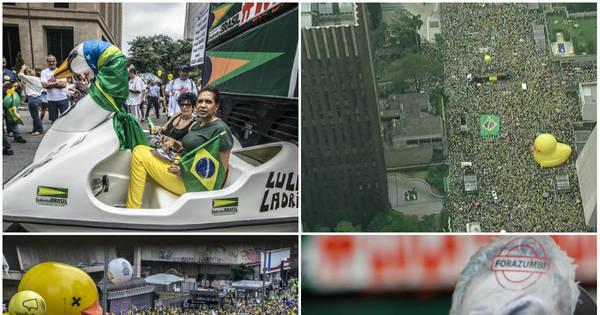 Dilma diz que manifestações demonstram que País sabe conviver ...
