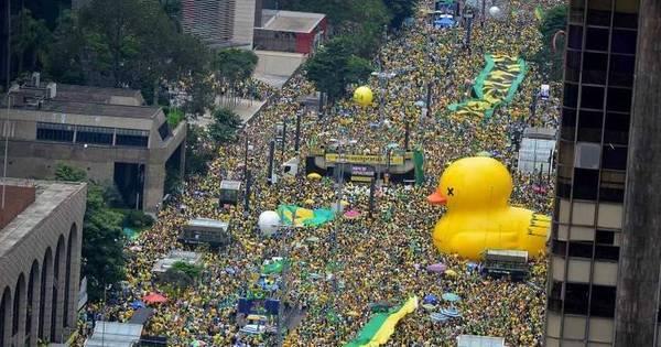Imprensa internacional repercute manifestações no Brasil - Notícias ...