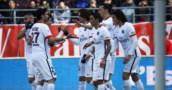 Com 9 a 0, PSG massacra e garante título francês com oito rodadas ...