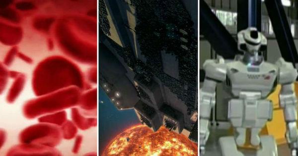 Invasão alienígena, ataque biológico ou rebelião das máquinas ...