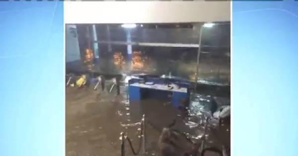 Rio: quase 7.000 alunos do Cefet ficam sem aulas após estragos ...