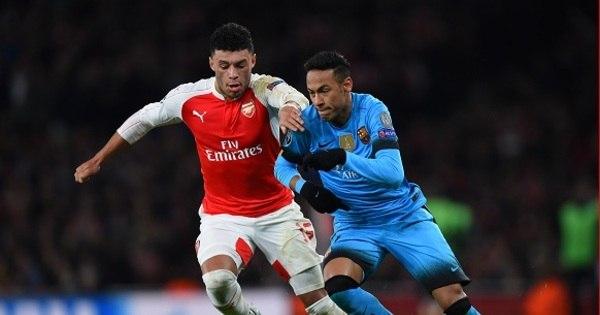 Barcelona e Arsenal tem reunião de craques na Liga dos Campeões
