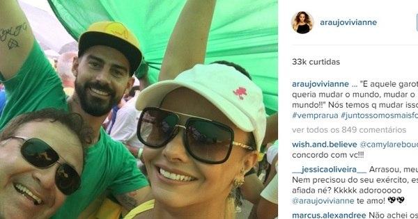 Irritada e escrevendo palavrões, Viviane Araújo briga com ...
